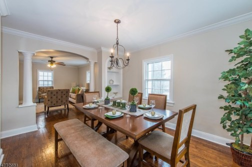 15 Edison - dining room