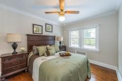 15 Edison - Master bedroom