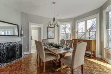 420 Tremont - dining room