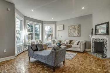 420 Tremont - living room
