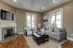 420 Tremont - sitting room