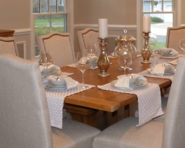 Dining Room - close-up