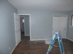 before Master Bedroom