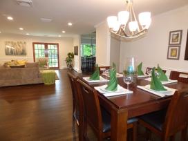 Dining Room into LR